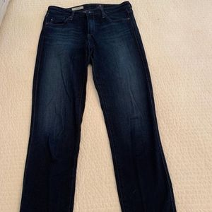 Adriano Goldschmied Mid-Rise Cigarette Jeans